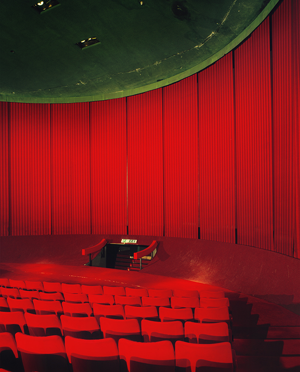 dismanteld spaces | cinerama, amsterdam