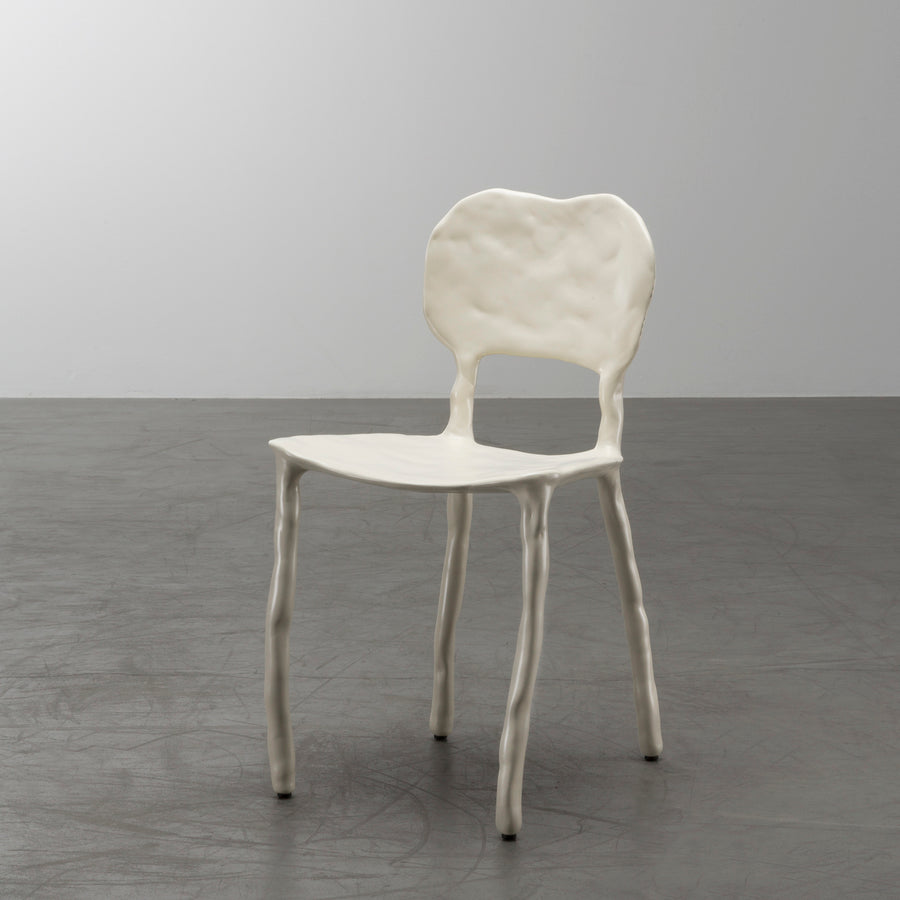 clay dining chair