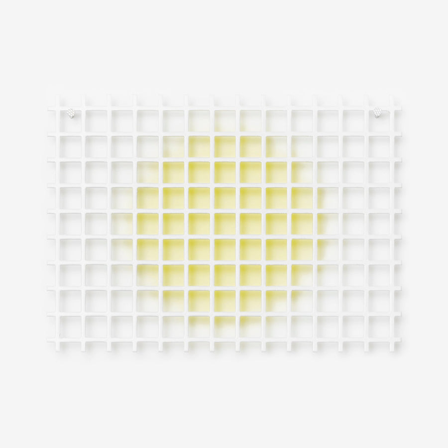 hidden colors card yellow | wall object