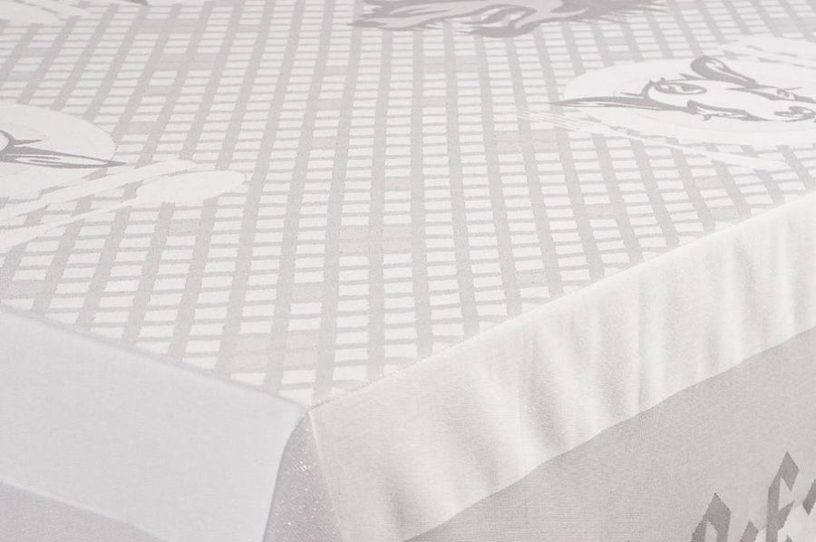 S.O.S. D.I.N.N.E.R.T.I.M.E. | table cloth