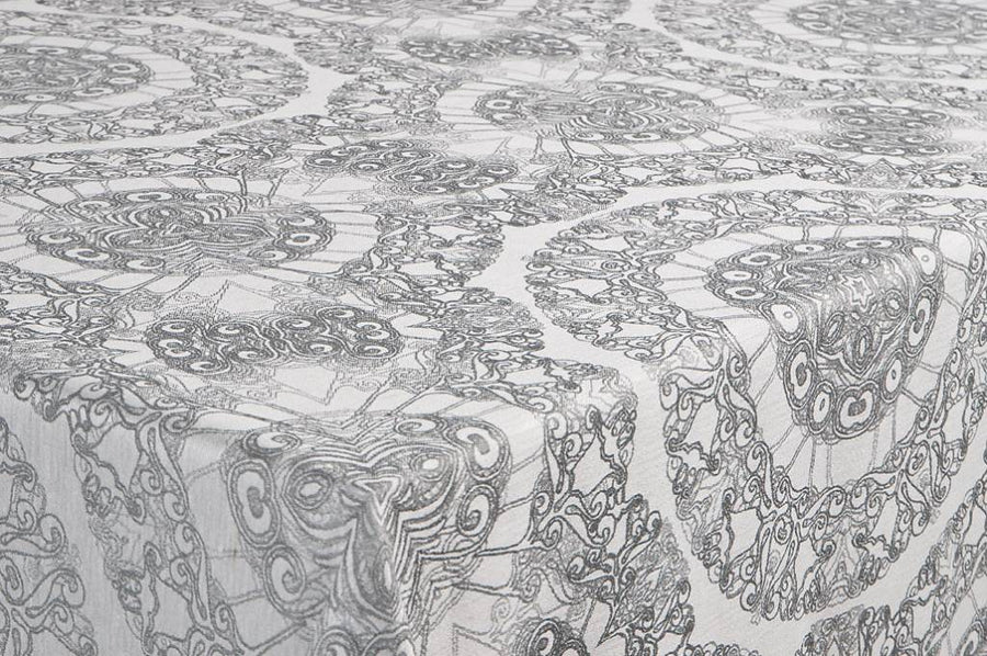 tweened damask | tablecloth