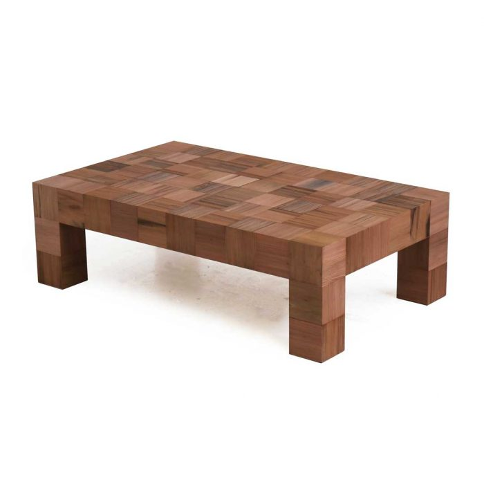 NYC water tower coffee table