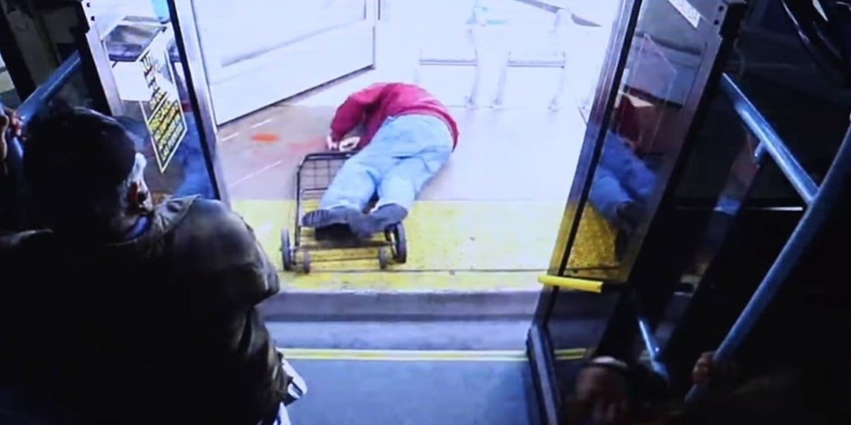 Video: Elderly Man Dies After Being Pushed By Woman From Bus For Telling Her To Be 'Nicer'