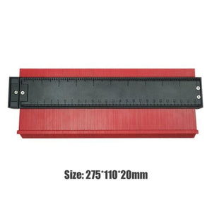 20 Inch Contour Gauge Profile Tool - 10 Inch - home