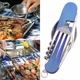 6 in 1 Hiking & Camping Multifunction Tool - camping - hiking - outdoors