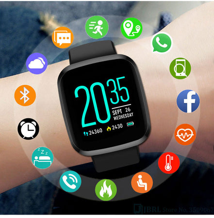 Smart OshenWatch Pro - electronics - health - iphone