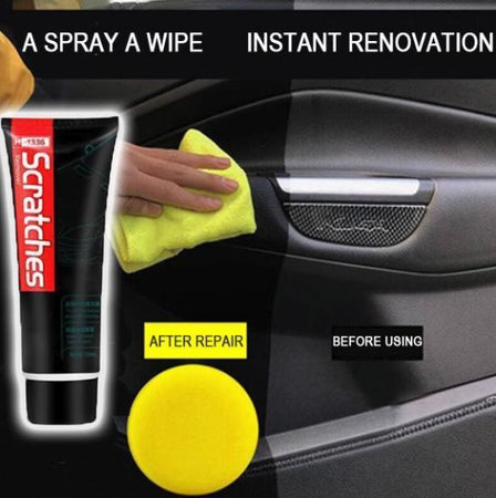 Car Rapid Cleaning Paste tee parts