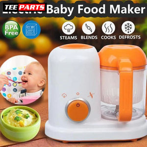 All In One Electric Baby Food Blender - baby