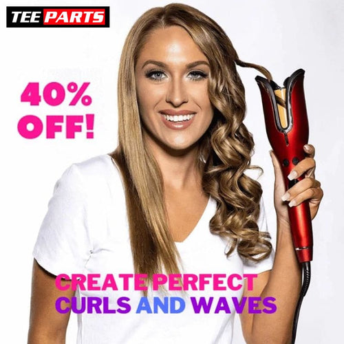 Automatic Curling Iron - beauty