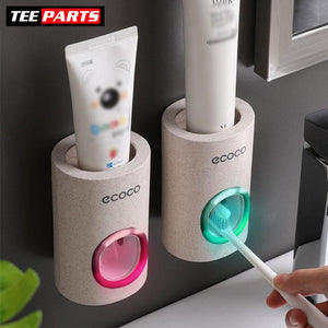 Automatic Toothpaste Dispenser - home