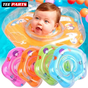 Baby Swimming Neck Floater - baby