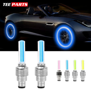 Car Wheel NEON LED Light