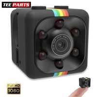 Cop Cam PRO - The Mini HD 1080P Security Camera - black - tech - things
