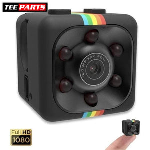 Cop Cam PRO - The Mini HD 1080P Security Camera - black