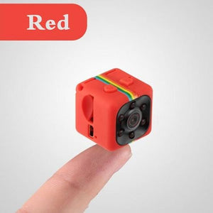 Cop Cam PRO - The Mini HD 1080P Security Camera - red