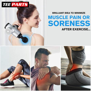 Deep Muscle Massager 4 In One Pain Reliever