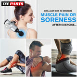 Deep Muscle Massager 4 In One Pain Reliever - care - tech - things