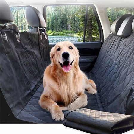 Dog Car Seat Covers - Brown - auto - pet - pets
