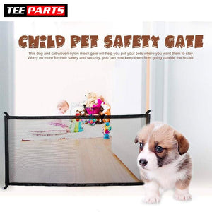 Dog Mesh Gate - 70x28 in - pets