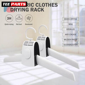 Electric Clothes Drying Rack (NEW YEAR 2020 Promotion-50% OFF & Free Shipping) - hanger