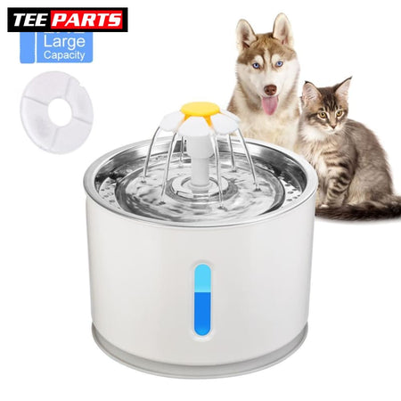 Electric Pet Drinking Fountain - pet - pets