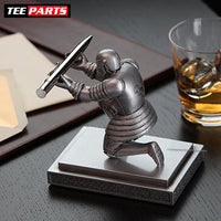 Executive Soldier Figurine Knight Pen Holder - home - things