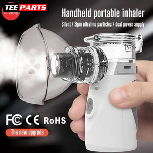 Handheld Portable Mesh Miracle Nebulizer Device