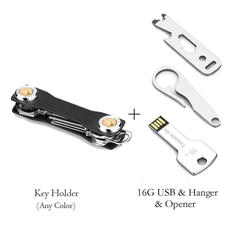 Key Smart Wallet - Your keys Could Be Like This - holder + Acc