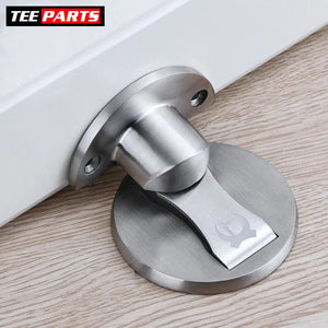 Magnetic Hidden Door Stopper - Nail free - home - things