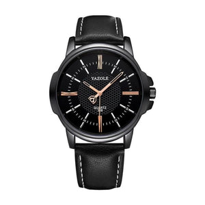 Men 2020 Top Brand Men Luxury Watch - black/black - watch - watch