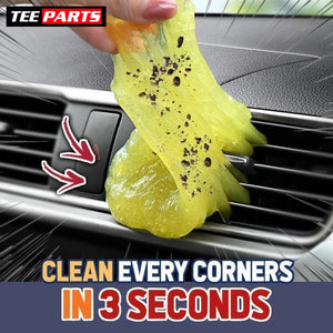 Multi Purpose Gel Cleaner - Yellow - auto - home