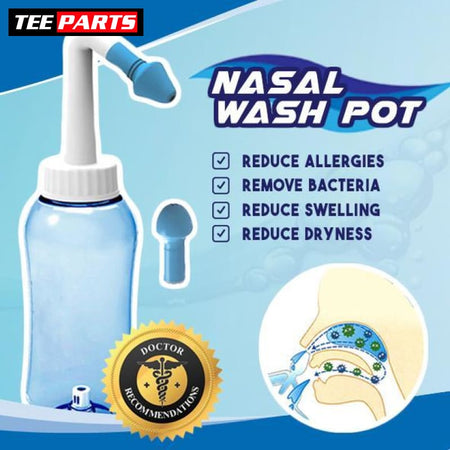 Nasal Wash Pot - Safe