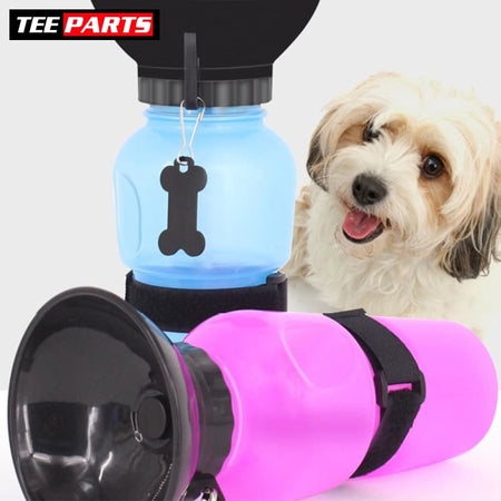 Portable Dog Water Bottle - pet
