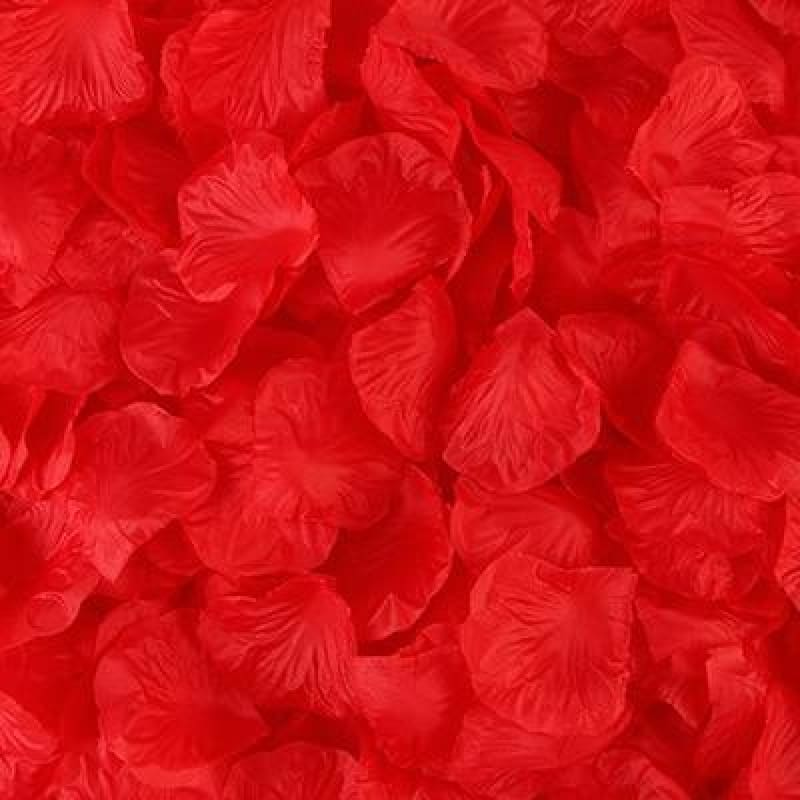 Rose Petal Decoration For Valentine Day - Make it Special - style 1 / 1000pcs