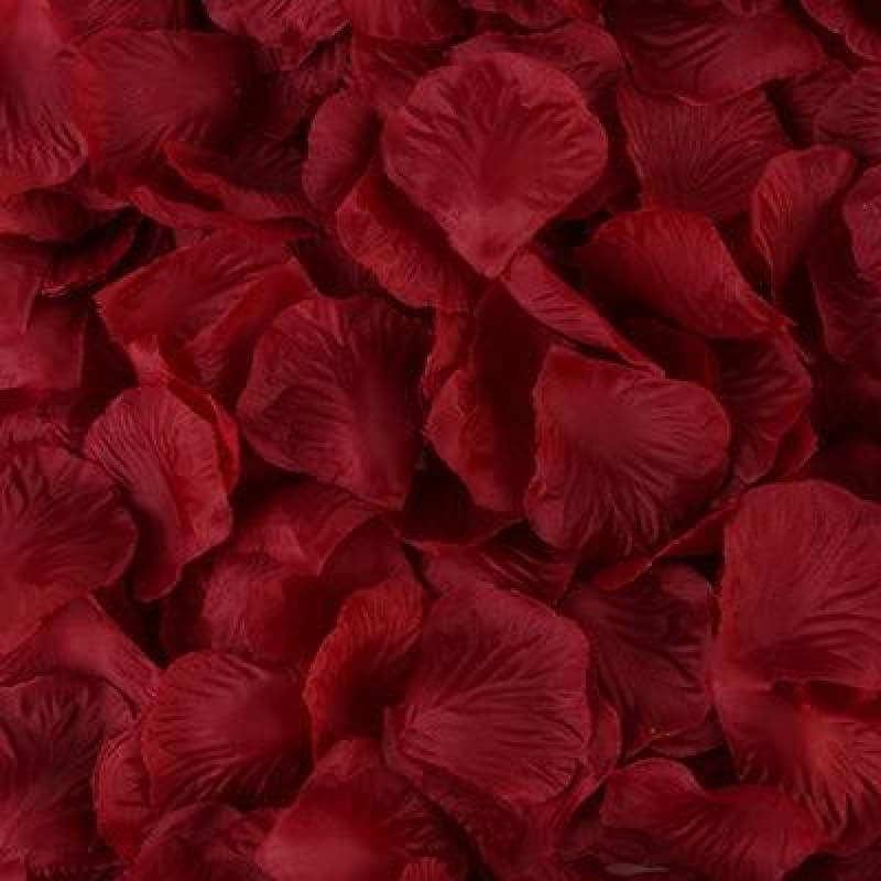 Rose Petal Decoration For Valentine Day - Make it Special - style 2 / 1000pcs