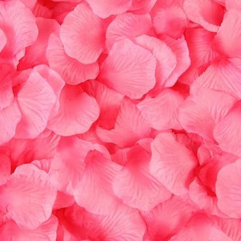 Rose Petal Decoration For Valentine Day - Make it Special - style 20 / 1000pcs
