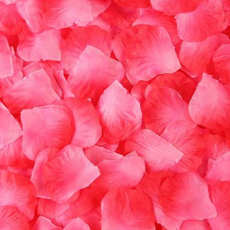 Rose Petal Decoration For Valentine Day - Make it Special - style 21 / 1000pcs