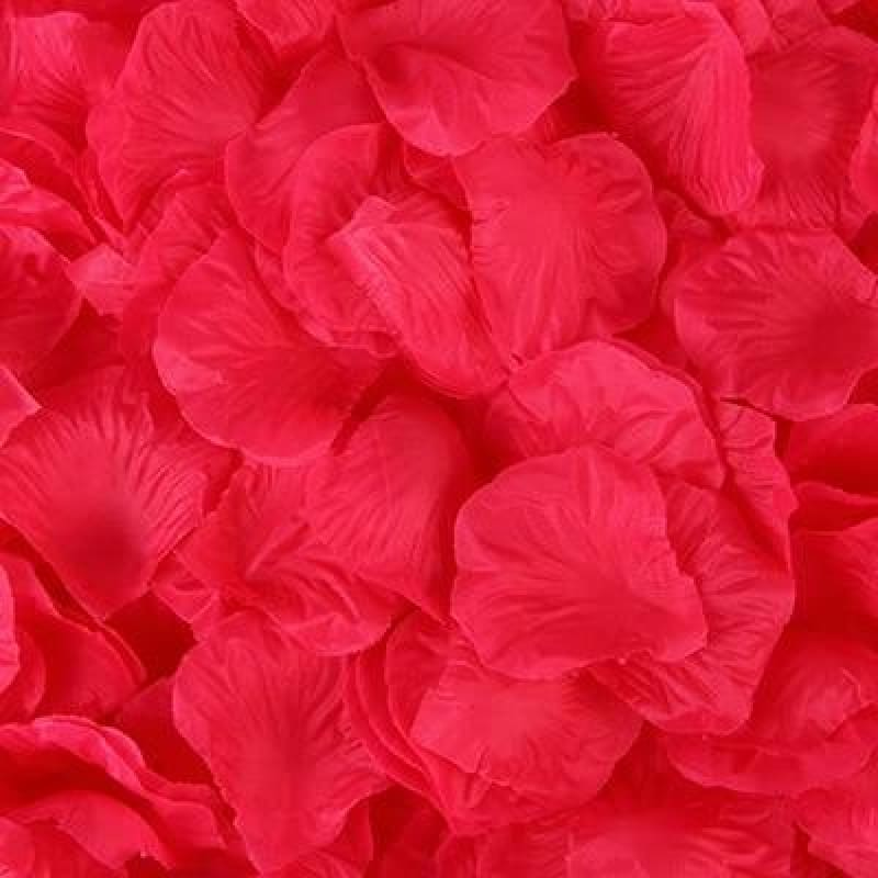 Rose Petal Decoration For Valentine Day - Make it Special - style 3 / 1000pcs