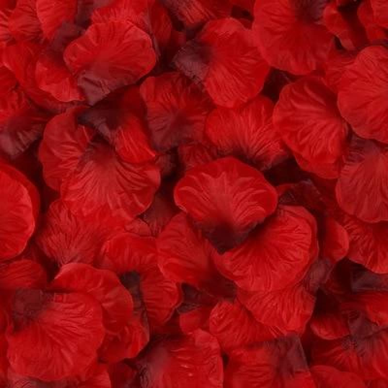 Rose Petal Decoration For Valentine Day - Make it Special - style 31 / 1000pcs