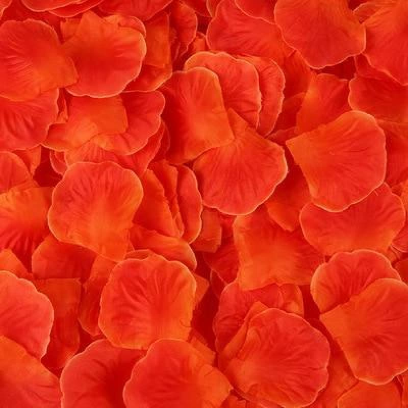 Rose Petal Decoration For Valentine Day - Make it Special - style 33 / 1000pcs