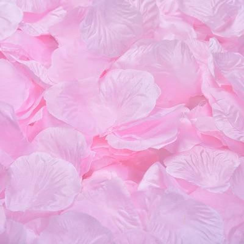 Rose Petal Decoration For Valentine Day - Make it Special - style 6 / 1000pcs