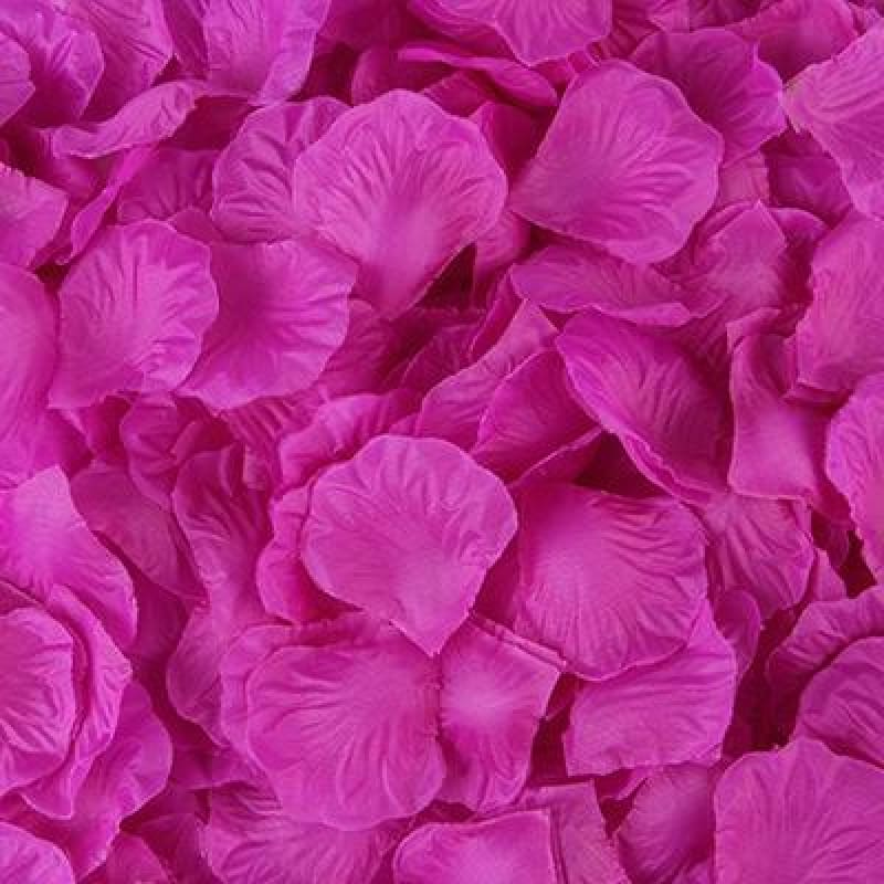 Rose Petal Decoration For Valentine Day - Make it Special - style 9 / 1000pcs