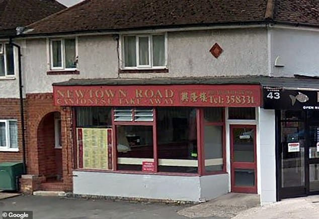 Newtown Cantonese Takeaway, shown above, will not be downgraded from its four star rating following a health and safety check byWorcestershire Regulatory Services