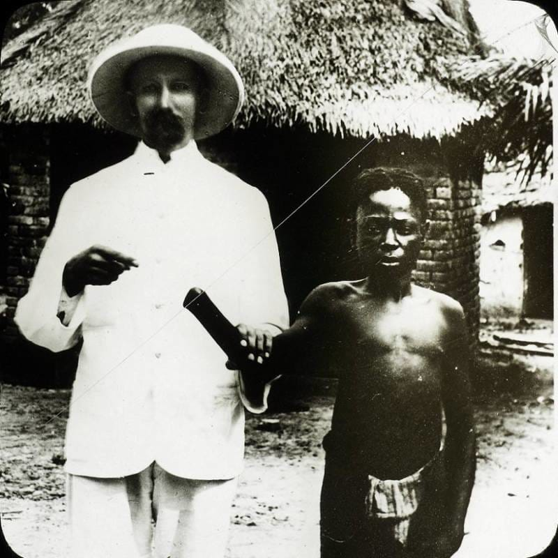 King Leopold II's Atrocities In The Congo