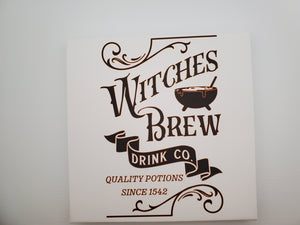 WITCHES BREW DRINK CO.