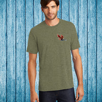 EAGLE RIDERS FULL COLOR TRI BLEND