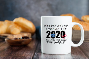 Respiratory Therpapists 2020
