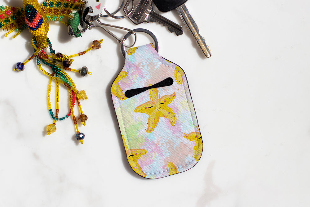 Starfish Hand Sanitizer Holder