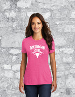 AMERICAN GIRL (SCREEN PRINTED)