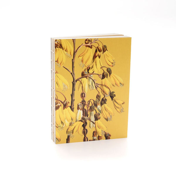 Vintage Botanical Notebook